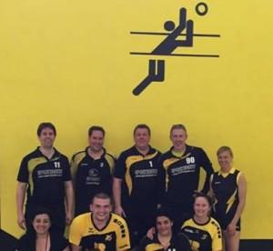 1. Mannschaft Volleyball