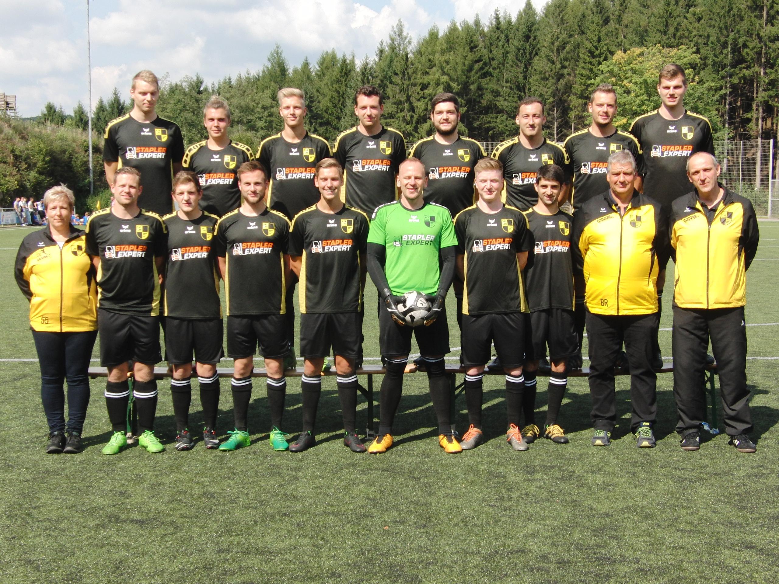 1. Mannschaft VfL Berghausen